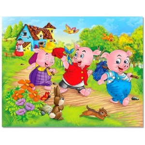 three little pigs1